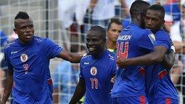 Збірна Гаїті обдурила півсвіту – неймовірний гол після чудернацького розіграшу штрафного