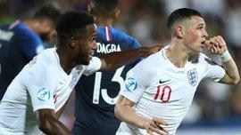Партнер Зінченка по Манчестер Сіті відзначився чудовим голом за молодіжну збірну Англії