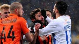 Мораес тепло обнял Срну – 2,5 года назад нападающий ударил хорвата на НСК Олимпийском