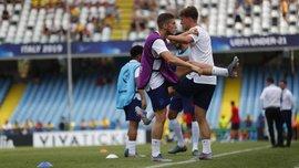 Невероятный триллер в видеообзоре матча Англия – Румыния – 2:4