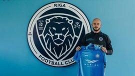 Дебелко став повноцінним гравцем Риги