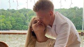 Зінченко та Влада Седан мило відпочивають у Лос-Анджелесі: пристрасні поцілунки та гігантський рожевий слоник