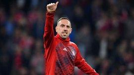 Последний гол Рибери за Баварию признан лучшим в сезоне Бундеслиги