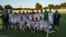 Сын Гусева стал лучшим защитником чемпионата Украины U-14