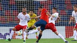 Євро-2019 U-21: Іспанія знищила Польщу і першою вийшла до півфіналу, Італія ще зберігає шанси на плей-офф