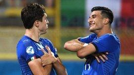 Парад шедевральных голов в видеообзоре матча Бельгия U-21 – Италия U-21 – 1:3