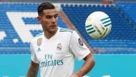 Милан начал переговоры с Реалом относительно трансфера Тео Эрнандеса