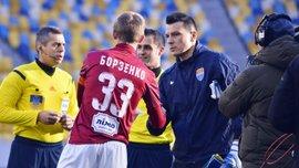 Львов продлил контракт с Борзенко
