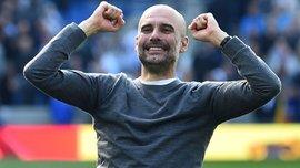 Ван Гал назвал самое большое достижение Гвардиолы во главе Манчестер Сити