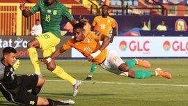 КАН-2019: Кот-д'Івуар в напруженому матчі здолав ПАР, Малі розгромила Мавританію
