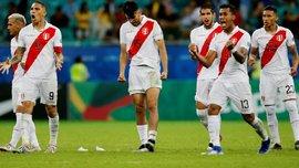 Післяматчева лотерея Уругваю та Перу в огляді матчу 1/4 фіналу Копа Амеріка