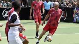 Зідан разом зі своїми синами зіграв на турнірі у Франції – тренер Реала відзначився неймовірним фінтом