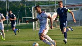 Минай в дебютном матче Кобина сыграл вничью с участником Лиги Европы