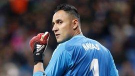 Навас останется в Реале, – AS