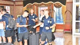 Мариуполь прибыл на сбор в Турцию в составе 25 футболистов – с командой прилетели чемпионы мира U-20