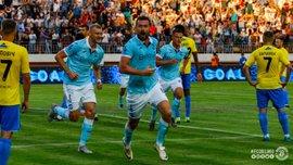 Мілевський вперше в сезоні забив за Динамо Брест, Нойок і Хобленко також відзначилися голами