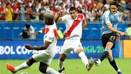 Кавані здійснив неймовірний промах по порожніх воротах – Уругвай вилетів з Копа Амеріка