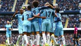 Манчестер Сити сменил технического спонсора