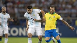 Бразилия – Аргентина – 2:0 – видео голов и обзор матча