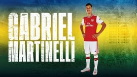 Арсенал подписал бразильского таланта