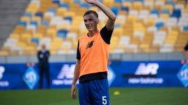 Сидорчук: Шутим, что сейчас в Динамо больше чемпионов мира, чем чемпионов Украины