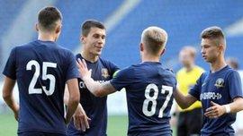 СК Дніпро-1 розписав мирову у товариському матчі з Інгульцем – Супряга заробив пенальті