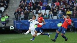 Скандальне вилучення Мессі та незвичний гол Агуеро у відеоогляді матчу Аргентина – Чилі – 2:1