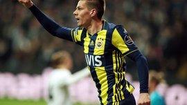 Динамо пропонує за хавбека Фенербахче Зайца 6 млн євро, – турецькі ЗМІ
