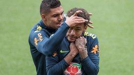 Сборная Бразилии должна победить Перу несмотря на отсутствие Неймара, – Каземиро