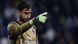 Доннарумма хочет остаться в Милане