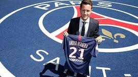 Андер Эррера: ПСЖ – крупнейший французский клуб, чувствую себя везунчиком
