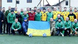 Маркевич, Беланов, Ротань и другие сыграют в матче легенд Карпат против ветеранов сборной Украины
