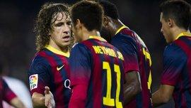 Пуйоль призвал Барселону забыть о давних обидах на Неймара