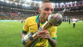 Евертон – головна зірка Бразилії на Копа Амеріка-2019, який змусив забути про Неймара: він міг переїхати в Україну