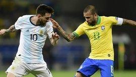 """""""Мессі – мій друг, але своїми словами він проявив неповагу до збірної Бразилії"""", – Дані Алвес"""