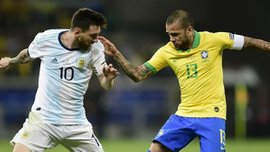 """""""Месси – мой друг, но своими словами он проявил неуважение к сборной Бразилии"""", – Дани Алвес"""