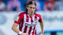 Филипе Луис может остаться в Атлетико