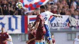 Квалификация Лиги Европы: Сваток помог Хайдуку одолеть Гзиру, Рейнджерс Джеррарда разбил гибралтарский Сент-Джозефс