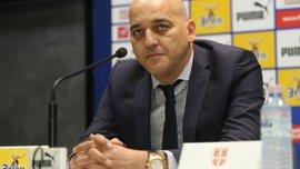 Спортивний директор Федерації футболу Сербії звільнився з посади через збірну України