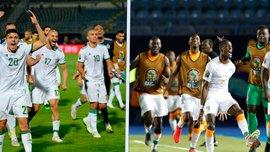 Кот-д'Ивуар – Алжир: онлайн-трансляция матча 1/4 финала КАН-2019 – как это было