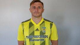 Сергийчук отличился эффектным дебютным голом за Вентспилс в матче Лиги Европы