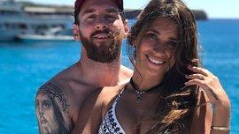 Мессі з сім'єю відпочиває на Карибах – дружина форварда опублікувала сонячні фото