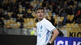 Пантіч повернувся в Динамо та тренується з молодіжною командою