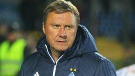Рыбалка: Хацкевич часто говорит, что в Динамо игроки не того класса, а он, получается, тренер высокого класса