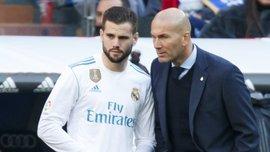 Начо отказывается покидать Реал, несмотря на интерес со стороны европейских грандов