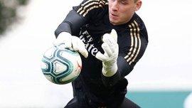 Лунин снова на высоте в Реале, нашел еще 2-х звездных друзей, но приближается к аренде – назван амбициозный клуб