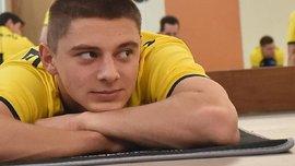 Миколенко: После игры против Роналду на колене остались ушибы
