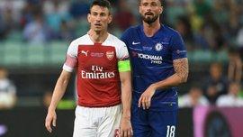 """""""Ему очень больно"""", – Жиру поддержал Косьельни, который отказался лететь на предсезонный тур с Арсеналом"""
