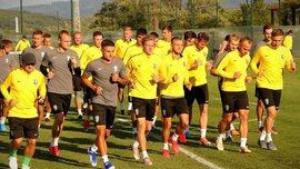 Александрия потерпела поражение в товарищеском матче против кипрского АЕЛа