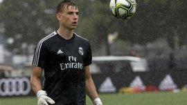Лунин до перехода в Реал имел предложение от Шахтера
